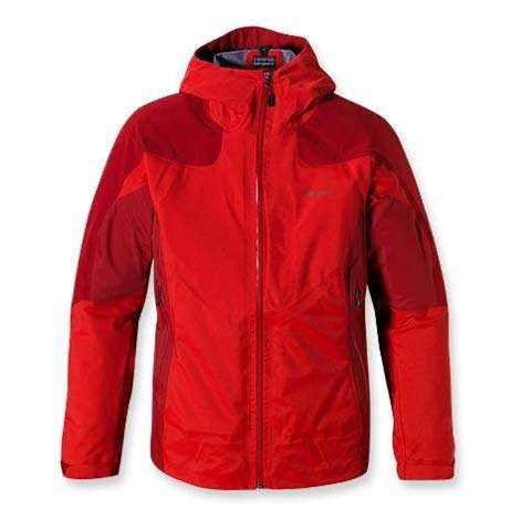 photo: Patagonia Stretch Latitude Jacket waterproof jacket