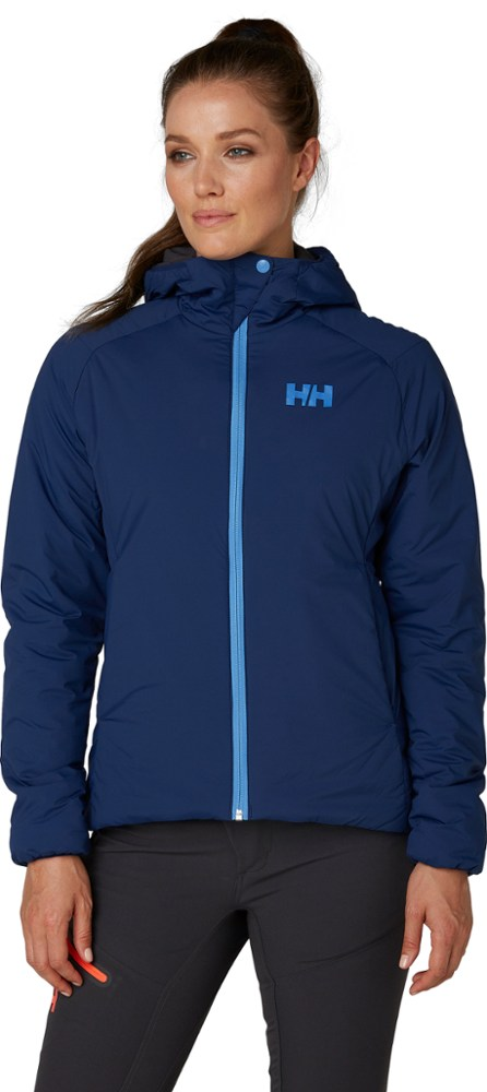 photo: Helly Hansen Women's Odin Stretch Hooded Insulator synthetic insulated jacket