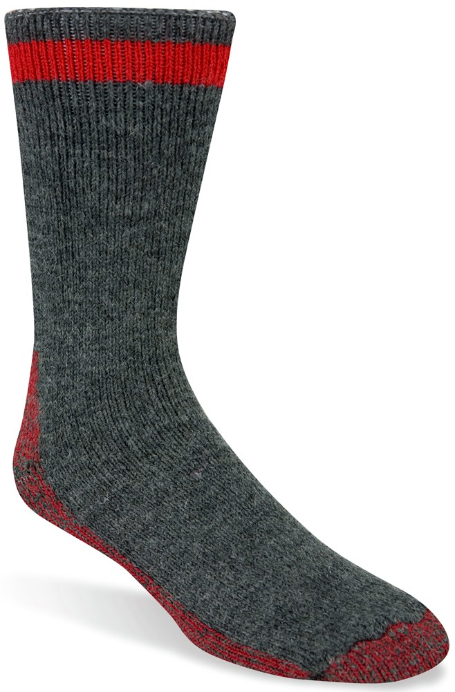 photo: Wigwam Canada Crew hiking/backpacking sock