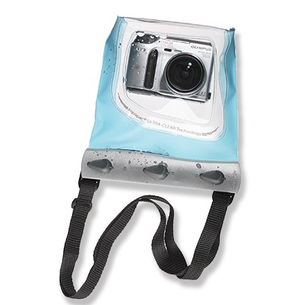 Aquapac Mini Camera Case with Hard Lens
