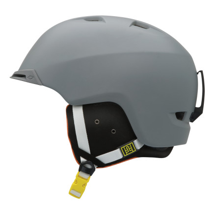 photo: Giro Chapter snowsport helmet