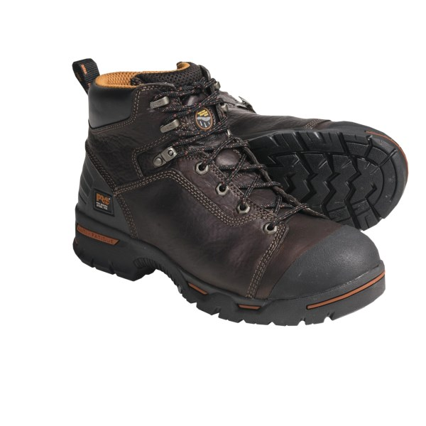 "photo: Timberland Pro Endurance Work Boots - 6"" hiking boot"