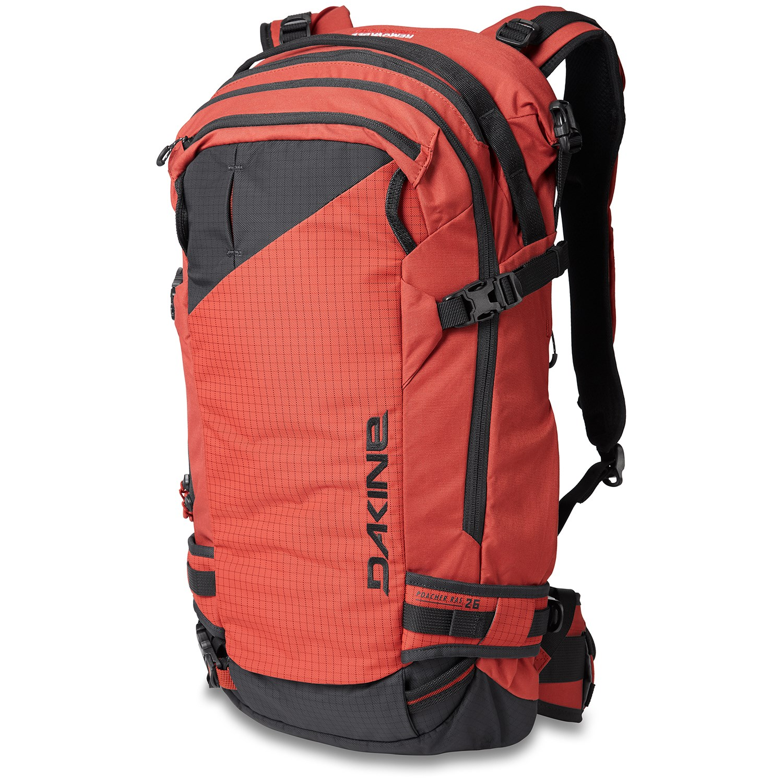 photo: DaKine Team Poacher RAS 26L avalanche airbag pack