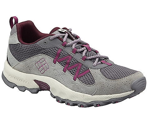 photo: Columbia Women's Daybreaker trail shoe