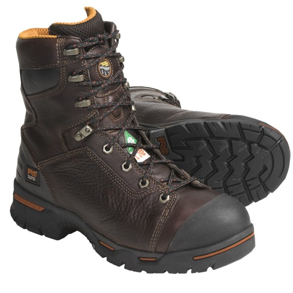 "photo: Timberland Pro Endurance Work Boots - 8"" hiking boot"