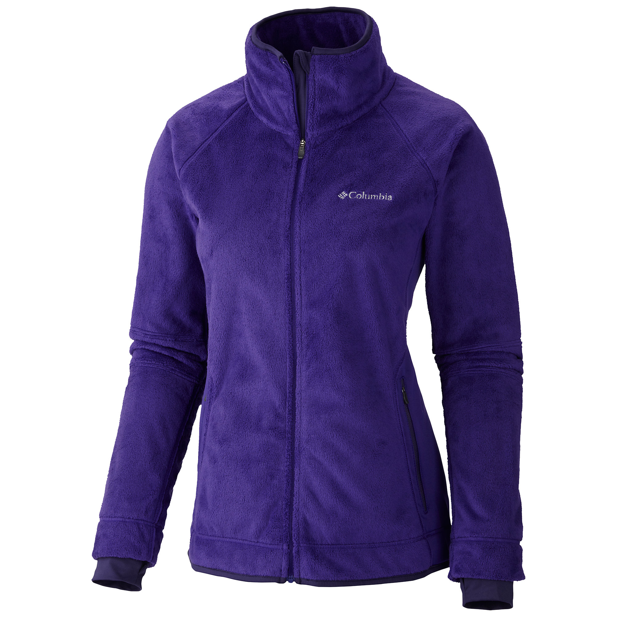 photo: Columbia Pearl Plush II Fleece fleece jacket