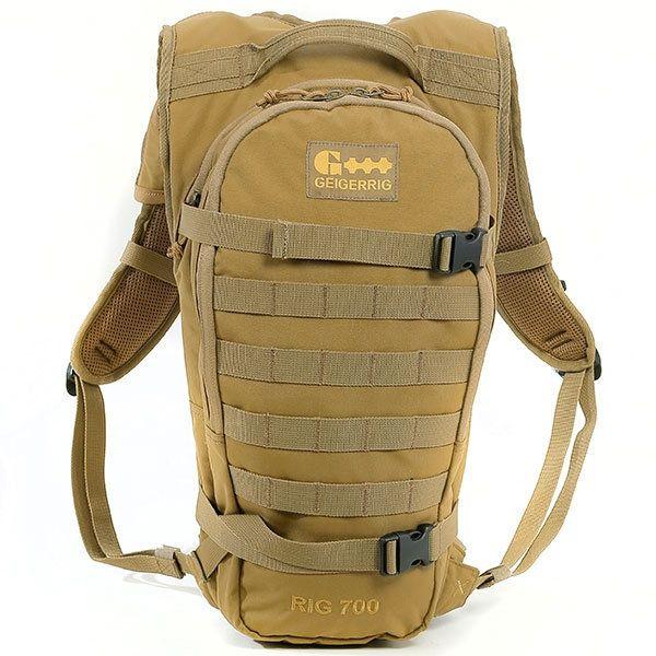 Geigerrig Tactical 700