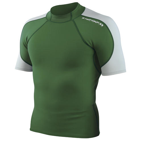 photo: NRS HydroSkin Shirt - S/S short sleeve rashguard