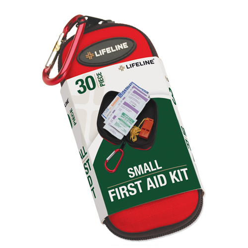 photo: Lifeline 30-Piece First Aid Kit first aid kit
