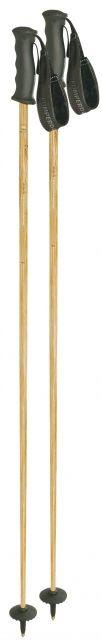 photo: Komperdell Carbon Bamboo alpine touring/telemark pole