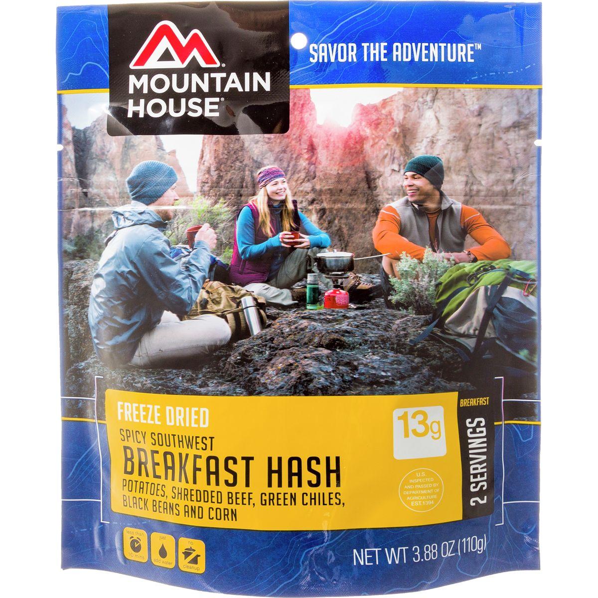 photo: Mountain House Spicy Southwest Breakfast Hash breakfast