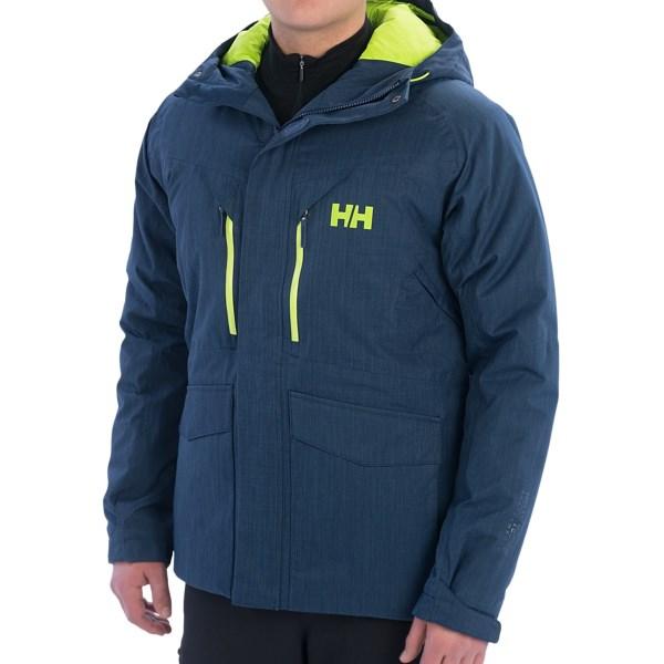 Helly Hansen Verglas Glacier Insulated Jacket
