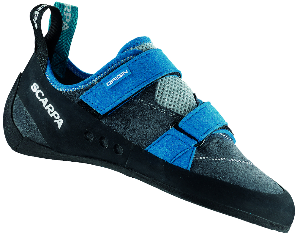 photo: Scarpa Origin climbing shoe