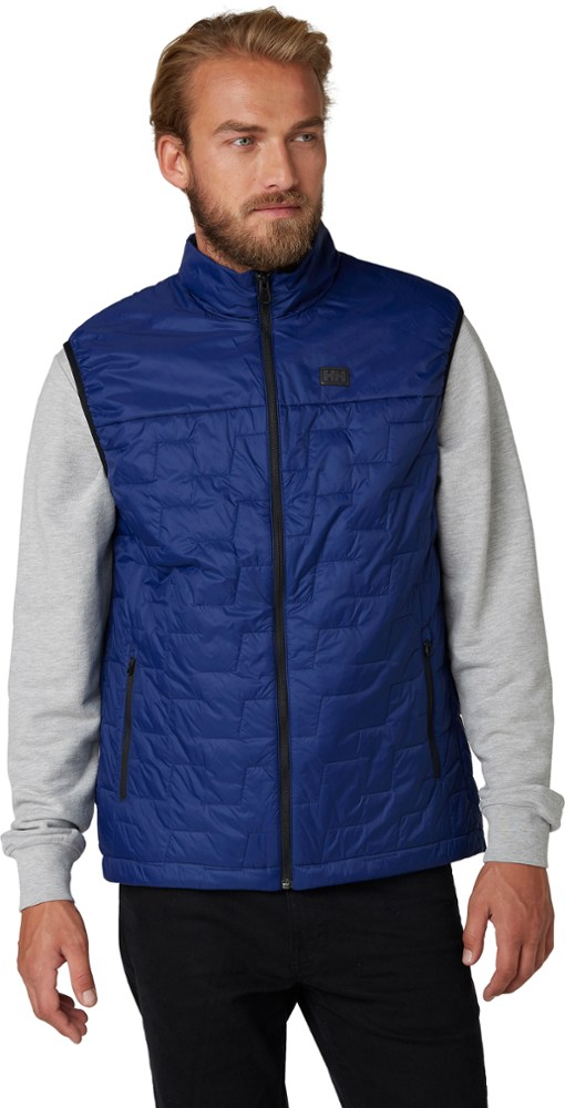 photo: Helly Hansen Lifaloft Insulator Vest synthetic insulated vest