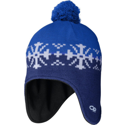 photo: Outdoor Research Frosty Earflap Hat winter hat
