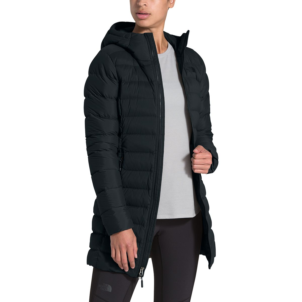 photo: The North Face Stretch Down Parka down insulated jacket