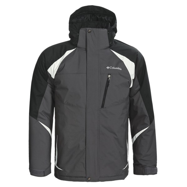 photo: Columbia Ice Drifter Jacket synthetic insulated jacket