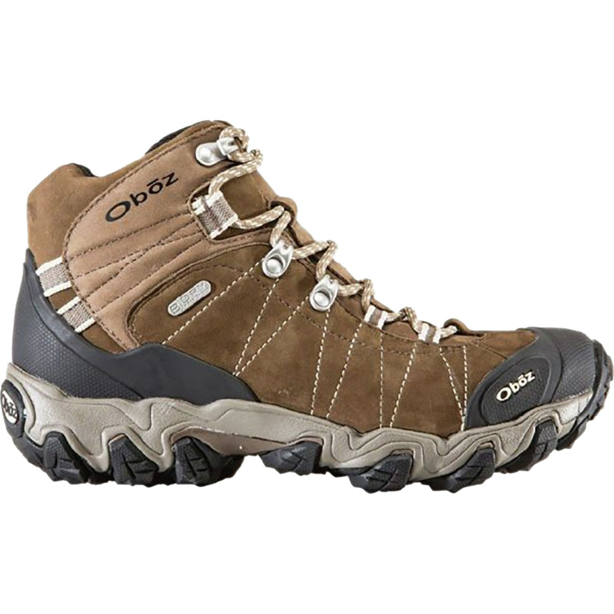 photo: Oboz Women's Bridger Mid Waterproof hiking boot