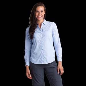 ExOfficio BugsAway Halo Long-Sleeve Shirt