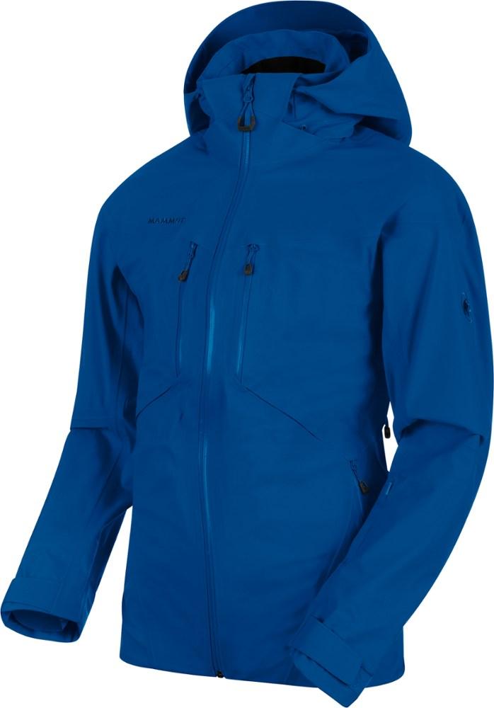 photo: Mammut Stoney HS Jacket snowsport jacket