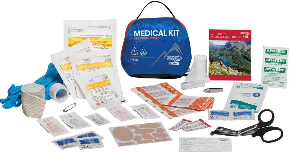photo: Adventure Medical Kits Mountain Series Hiker Medical Kit first aid kit