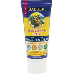 Badger SPF 30 Sunscreen