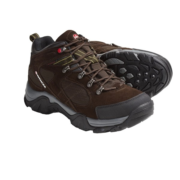 photo: Wenger Xplorer hiking boot