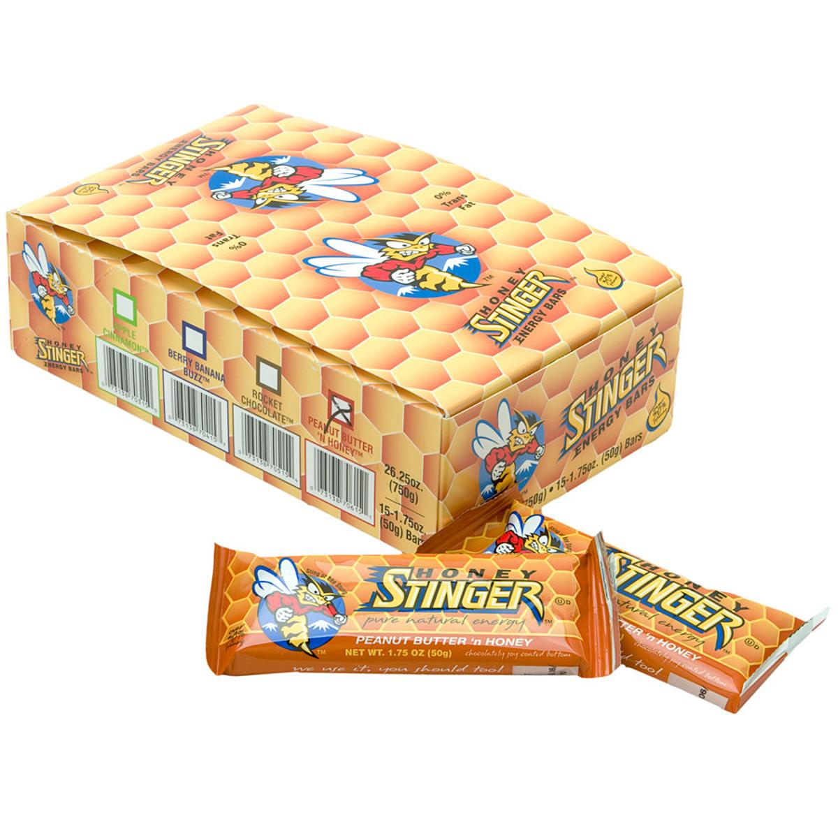 photo: Honey Stinger Energy Bar nutrition bar