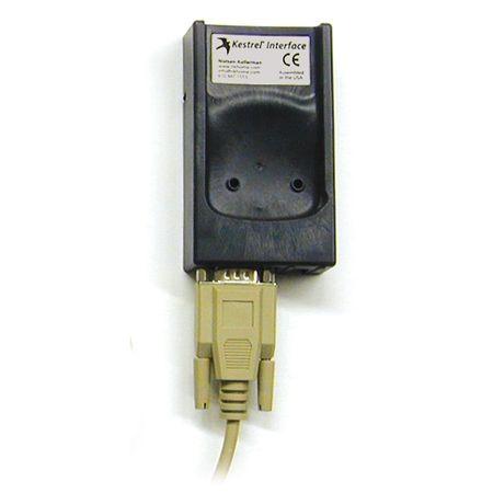 photo: Kestrel 4000 Interface Usb Port weather instrument