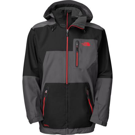 photo: The North Face Spineology Jacket snowsport jacket