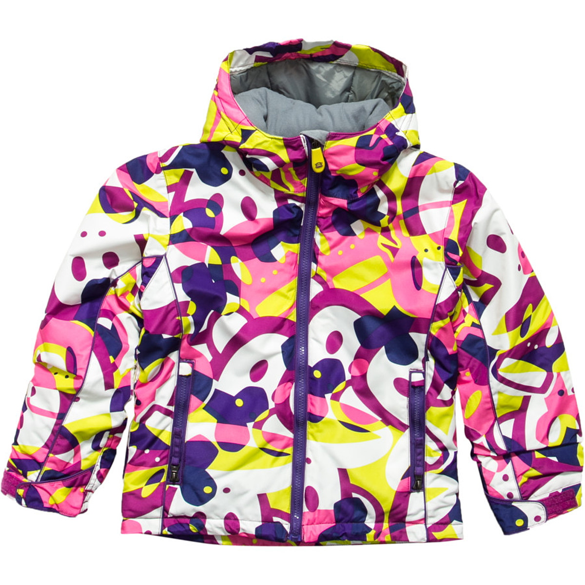 Paul Frank Julius Collage Insulated Jacket