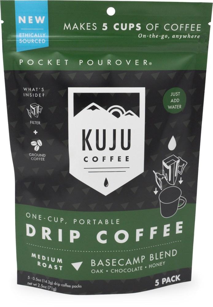 Kuju Coffee Pocket PourOver Coffee