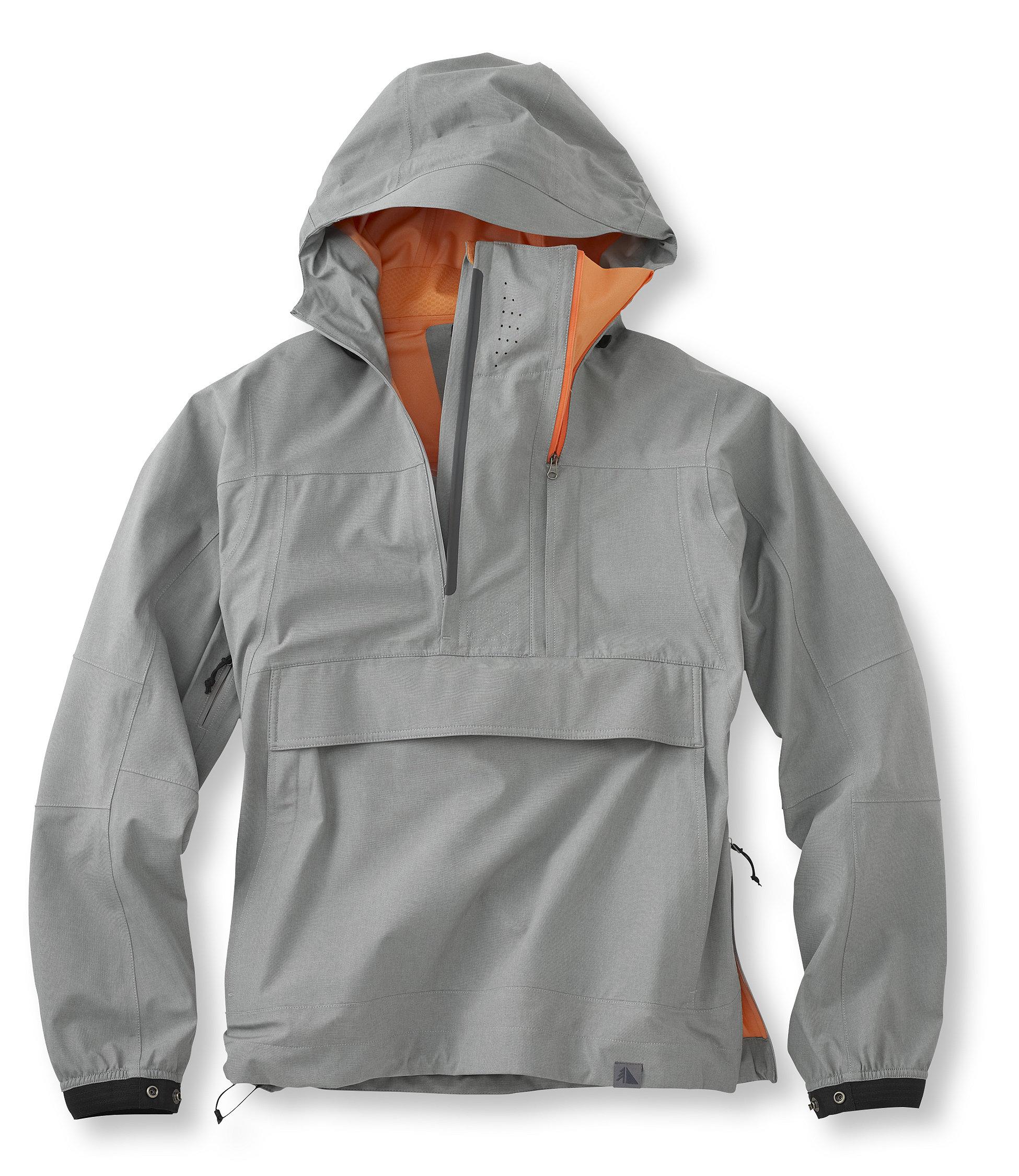 photo: L.L.Bean Traverse Alpine Anorak waterproof jacket