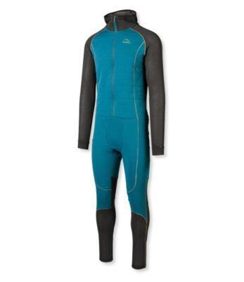 photo: L.L.Bean Pinnacle Union Suit one-piece base layer