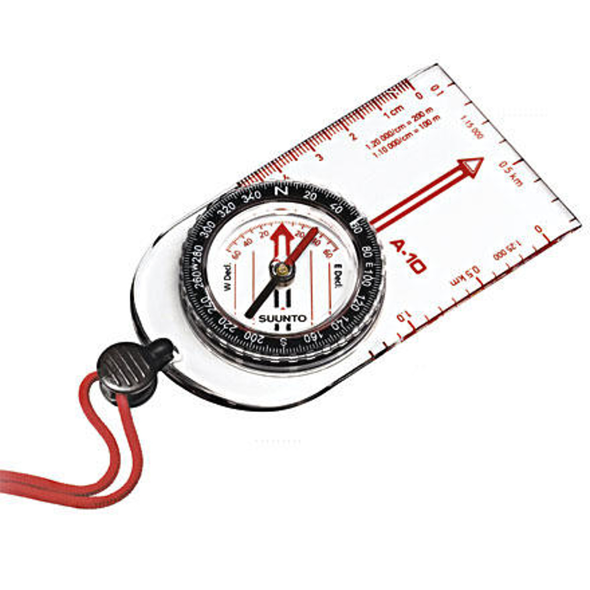 photo: Suunto A-10 handheld compass
