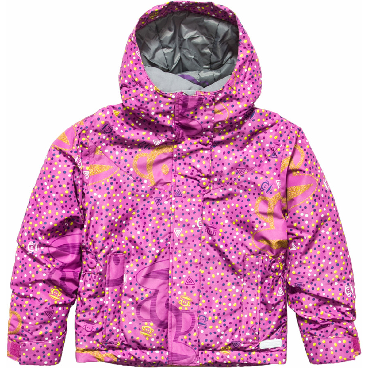 photo: Paul Frank Julius Pfunfetti Insulated Jacket synthetic insulated jacket