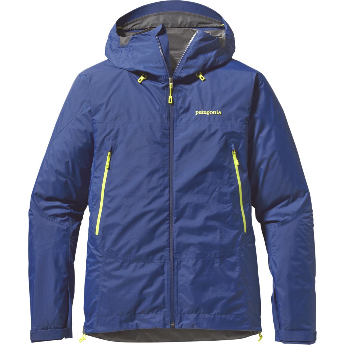photo: Patagonia Kids' Supercell Jacket waterproof jacket