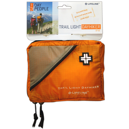 photo: Lifeline Tail Light Dayhiker first aid kit