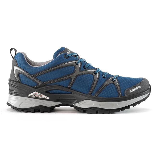 photo: Lowa Men's Innox GTX Lo trail shoe