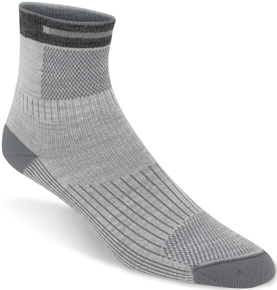 photo: Wigwam Rebel Fusion Quarter Sock hiking/backpacking sock