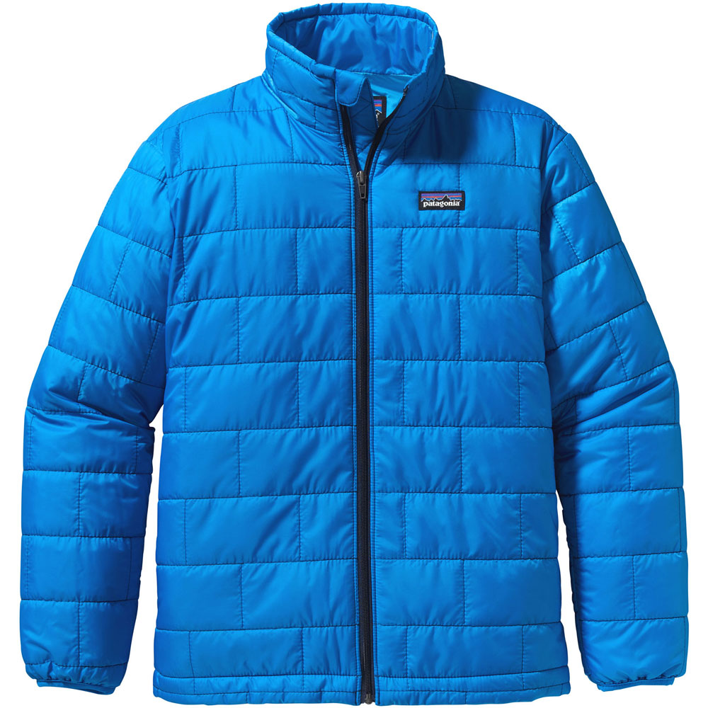 photo: Patagonia Kids' Nano Puff Jacket synthetic insulated jacket
