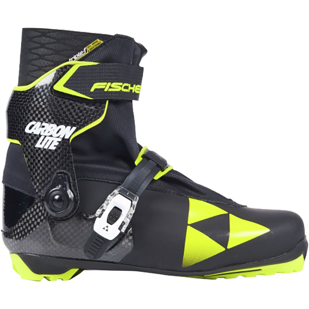 photo: Fischer RCS Carbonlite Skate nordic touring boot