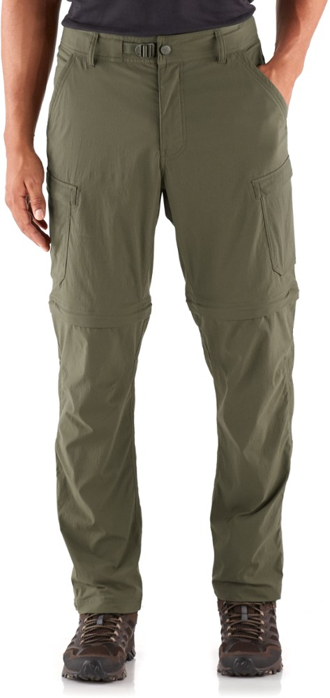 photo: REI Men's Sahara Convertible Pants hiking pant