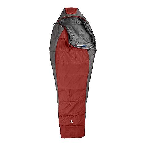 photo: The North Face Orion 3-season synthetic sleeping bag