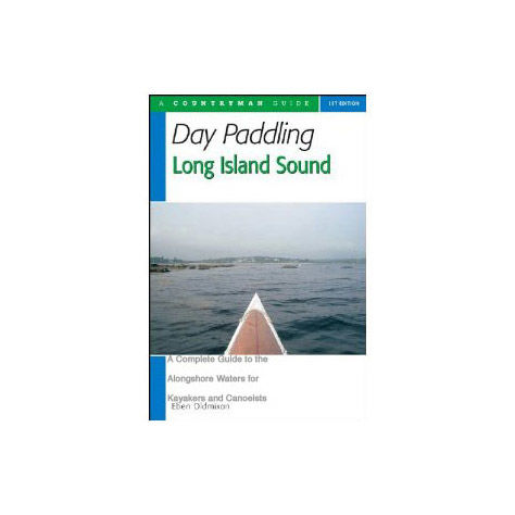 photo: Countryman Press Day Paddling Long Island Sound us northeast guidebook