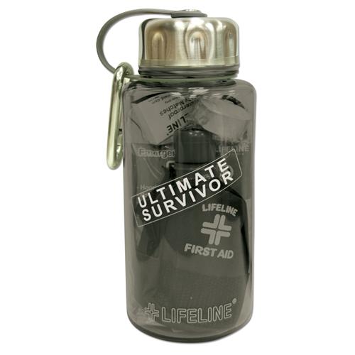 photo: Lifeline Ultimate Survivor in a Bottle survival kit