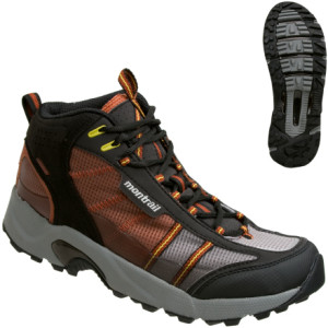 photo: Montrail Namche hiking boot
