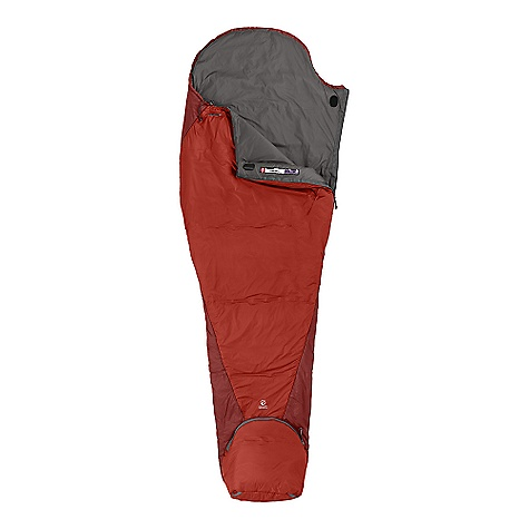 photo: The North Face Propel warm weather synthetic sleeping bag