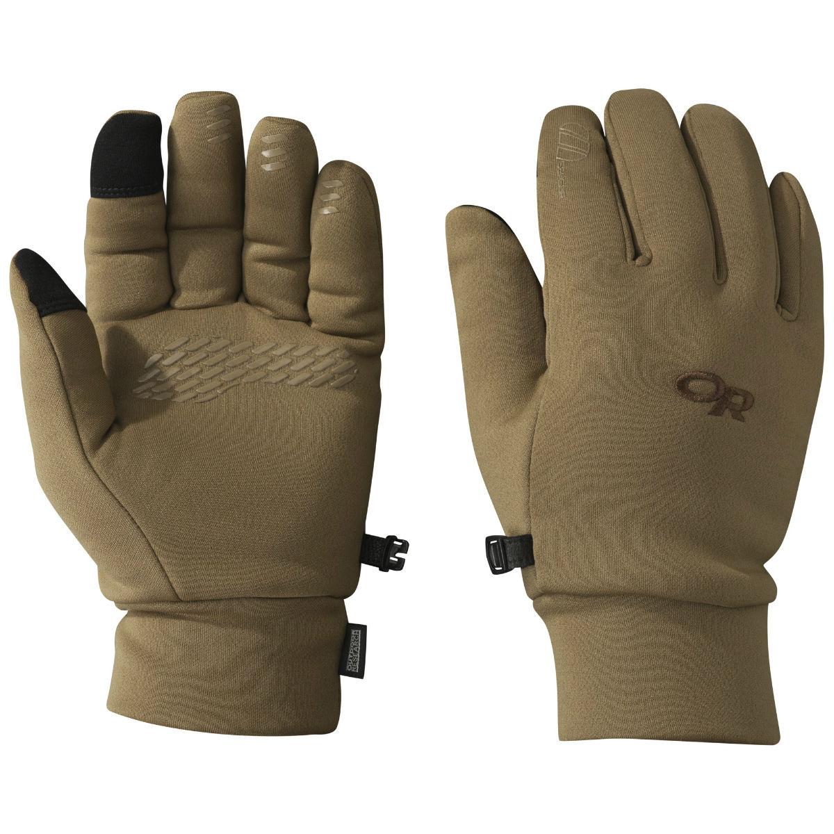 photo: Outdoor Research Men's PL 400 Sensor Gloves fleece glove/mitten