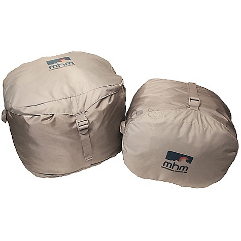 photo: Mile High Mountaineering Compression Stackers compression sack